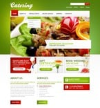 Food & Drink PSD  Template 56470