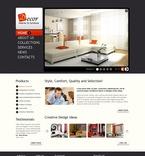 Furniture PSD  Template 56501