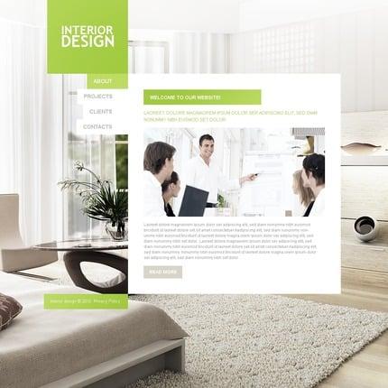PSD макет сайта №56508