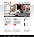 Furniture PSD  Template 56510