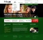 Casino PSD  Template 56516