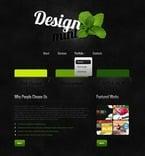 Web design PSD  Template 56527