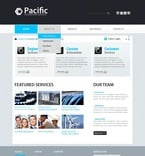 Architecture PSD  Template 56535