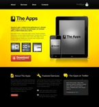 Software PSD  Template 56539