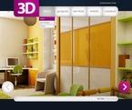 Furniture PSD  Template 56549