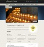 Religious PSD  Template 56555