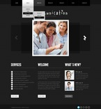 Communications PSD  Template 56559