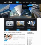 Architecture PSD  Template 56561