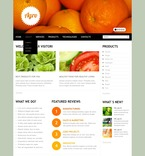 Agriculture PSD  Template 56570