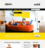 Furniture PSD  Template 56573