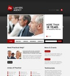 Law PSD  Template 56584