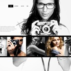 Art & Photography PSD  Template 56622