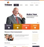 Communications PSD  Template 56632