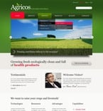 Agriculture PSD  Template 56646