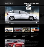 Cars PSD  Template 56655