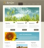 Agriculture PSD  Template 56675