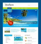 Travel PSD  Template 56706