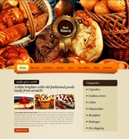 Food & Drink PSD  Template 56732