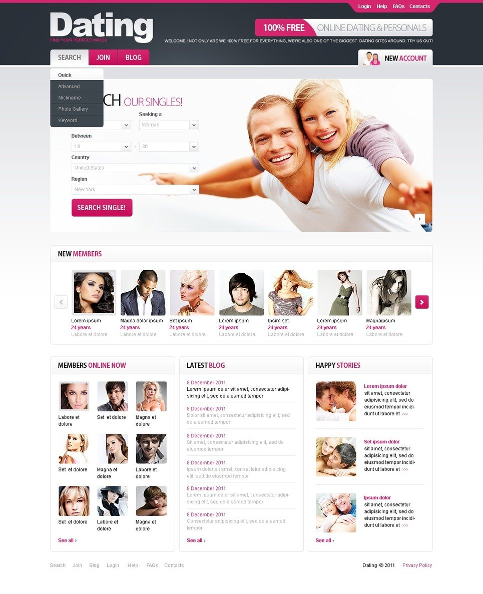 Best Dating Website Builders and Themes for Dating Sites