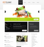 Animals & Pets PSD  Template 56807