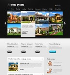Real Estate PSD  Template 56811