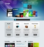 Software PSD  Template 56813