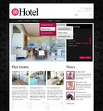 Hotels PSD  Template 56820