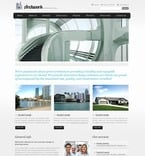 Architecture PSD  Template 56850