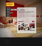 Hotels PSD  Template 56870