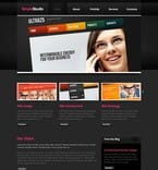 Web design PSD  Template 56882