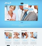 Politics PSD  Template 56890