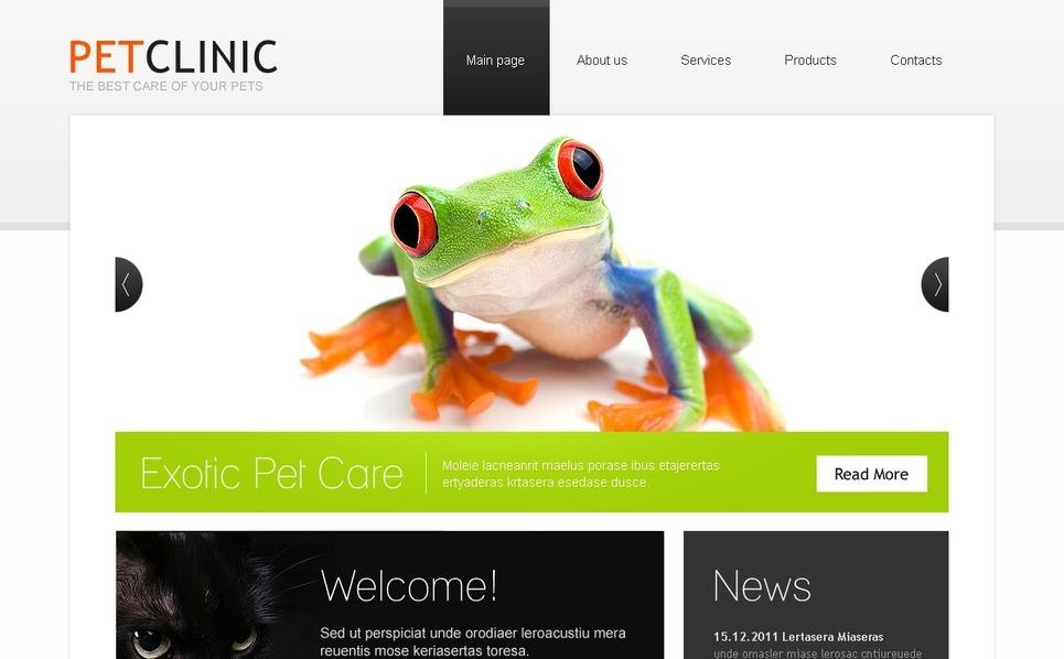 PSD Vorlage für Tierarzt  New Screenshots BIG