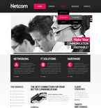 Communications PSD  Template 56907