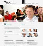 Education PSD  Template 56910