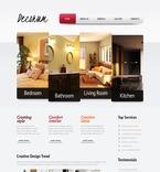 Furniture PSD  Template 56913
