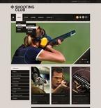 Sport PSD  Template 56917