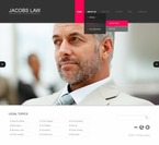 Law PSD  Template 56938