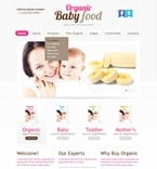 Food & Drink PSD  Template 56948