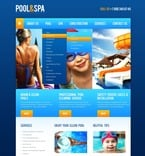 Sport PSD  Template 56954