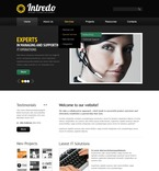Communications PSD  Template 56955