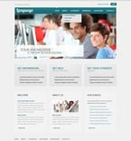 Education PSD  Template 56959