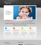 Charity PSD  Template 56967