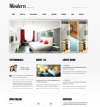 Hotels PSD  Template 56968
