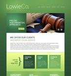 Law PSD  Template 56969