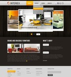 Furniture PSD  Template 56996