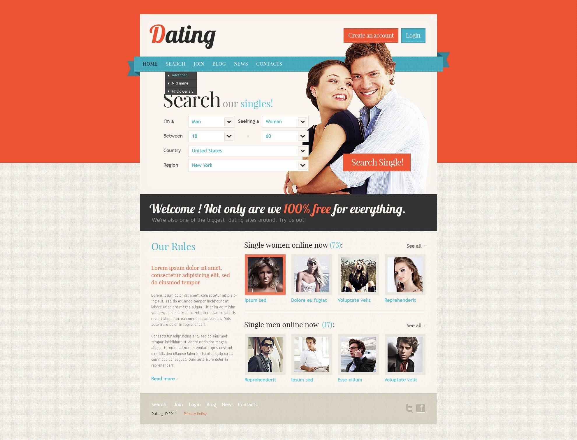 сайта ui знакомств для