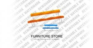 Furniture Logo Template vlogo