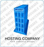 Web Hosting Logo  Template 5720