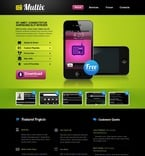 Electronics PSD  Template 57005