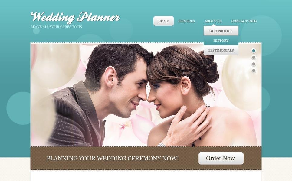 PSD Vorlage für Hochzeitsplaner  New Screenshots BIG